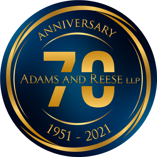 Adams and Reese celebrates its 70th anniversary
